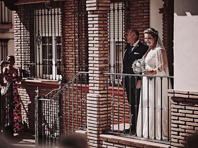 La boda de Javier y Nieves en Illora, Granada 96