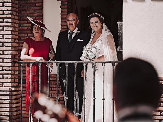 La boda de Javier y Nieves en Illora, Granada 100