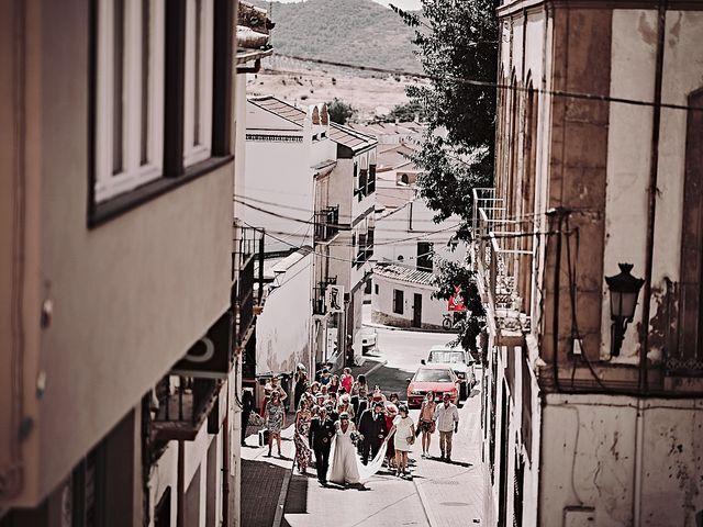 La boda de Javier y Nieves en Illora, Granada 106