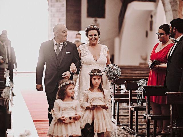 La boda de Javier y Nieves en Illora, Granada 110