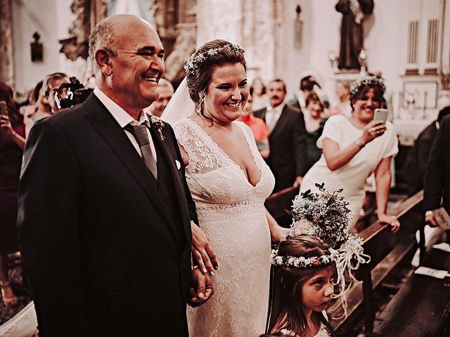 La boda de Javier y Nieves en Illora, Granada 111