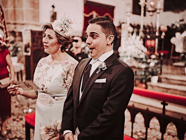 La boda de Javier y Nieves en Illora, Granada 112