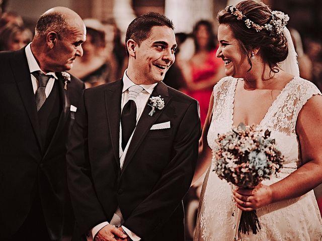 La boda de Javier y Nieves en Illora, Granada 113