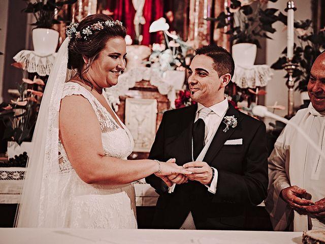 La boda de Javier y Nieves en Illora, Granada 121