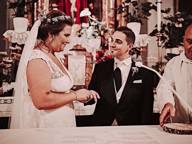 La boda de Javier y Nieves en Illora, Granada 122