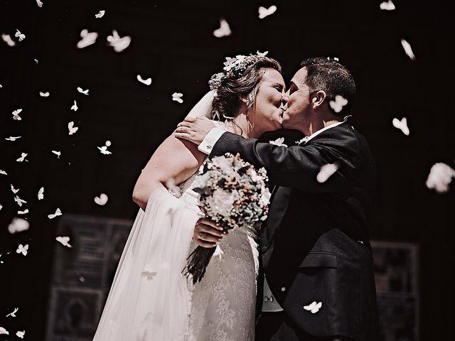 La boda de Javier y Nieves en Illora, Granada 132