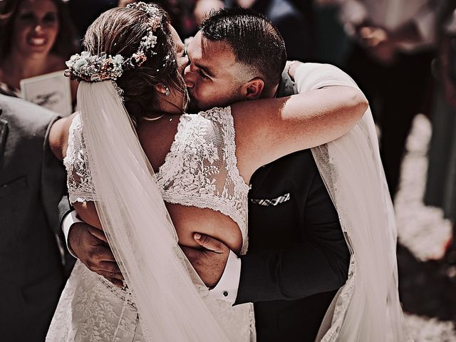 La boda de Javier y Nieves en Illora, Granada 136