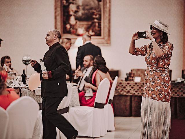 La boda de Javier y Nieves en Illora, Granada 164
