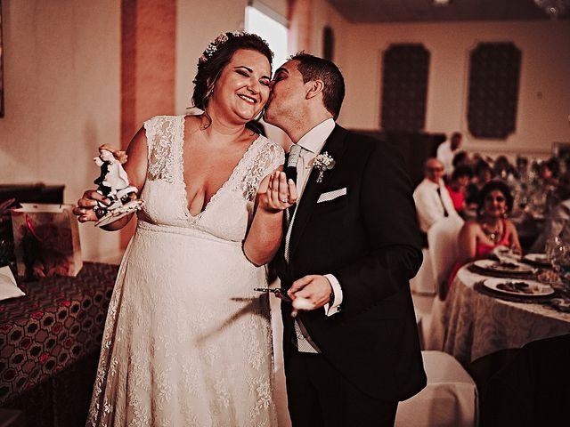 La boda de Javier y Nieves en Illora, Granada 177