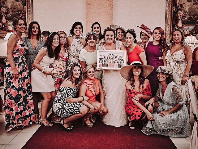La boda de Javier y Nieves en Illora, Granada 186