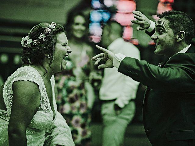 La boda de Nieves y Javier