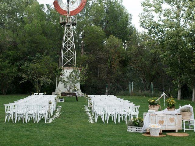 La boda de Nilo y Veronica en Odena, Barcelona 24