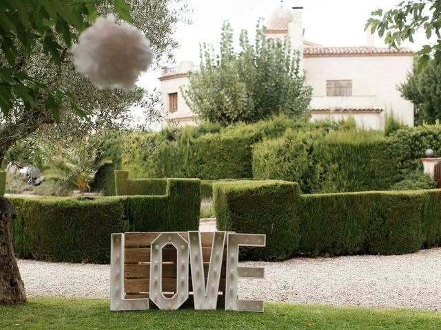 La boda de Nilo y Veronica en Odena, Barcelona 28