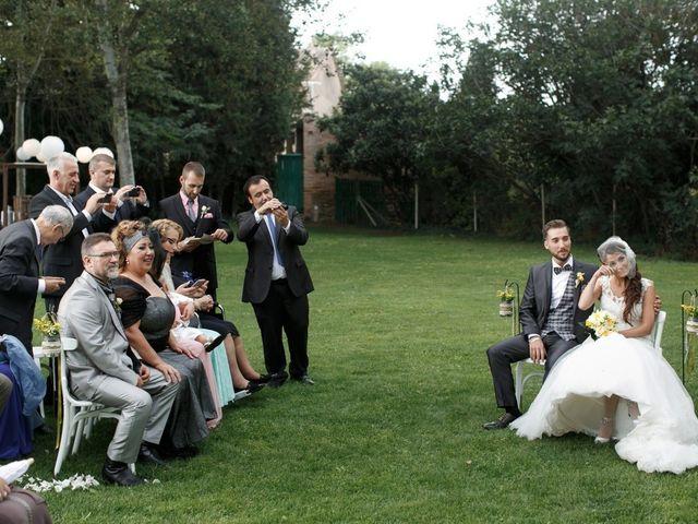 La boda de Nilo y Veronica en Odena, Barcelona 33
