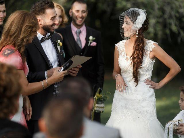 La boda de Nilo y Veronica en Odena, Barcelona 38