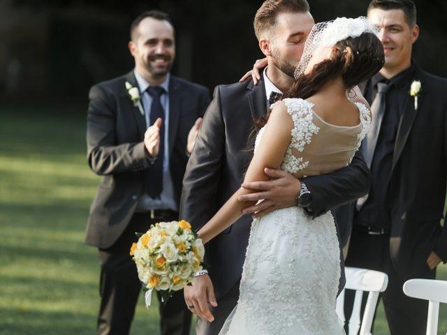 La boda de Nilo y Veronica en Odena, Barcelona 2