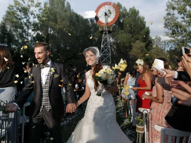 La boda de Nilo y Veronica en Odena, Barcelona 42