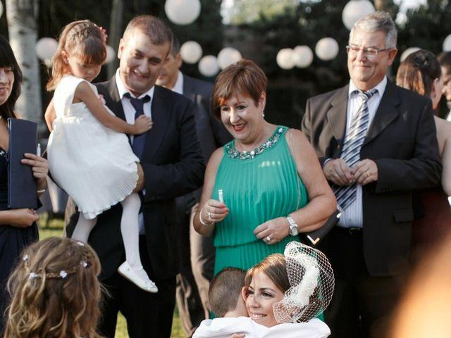 La boda de Nilo y Veronica en Odena, Barcelona 43