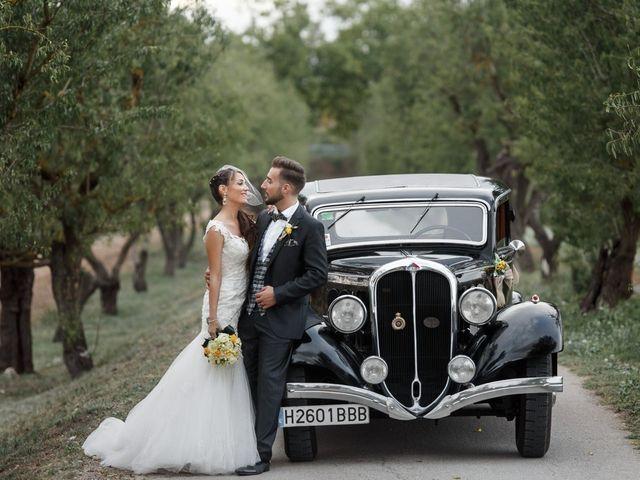 La boda de Nilo y Veronica en Odena, Barcelona 45