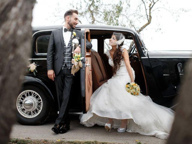 La boda de Nilo y Veronica en Odena, Barcelona 49