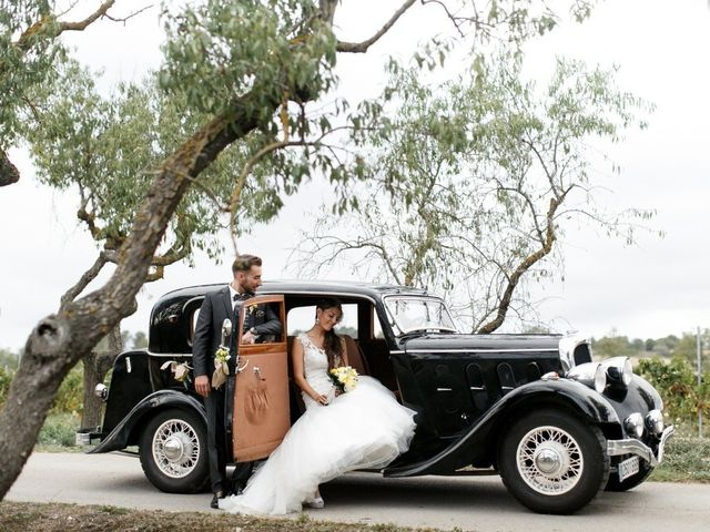 La boda de Nilo y Veronica en Odena, Barcelona 50