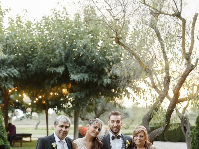 La boda de Nilo y Veronica en Odena, Barcelona 62