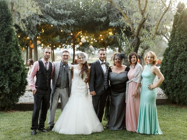 La boda de Nilo y Veronica en Odena, Barcelona 63
