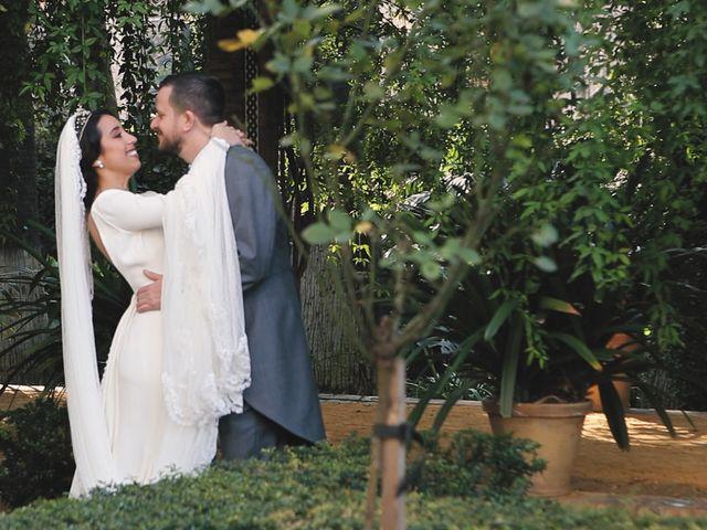 La boda de Rebbeca y Juan en Sevilla, Sevilla 11