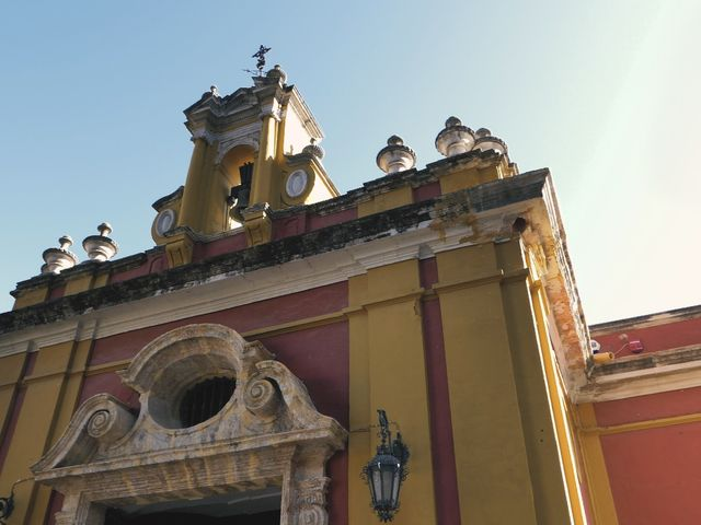 La boda de Rebbeca y Juan en Sevilla, Sevilla 12