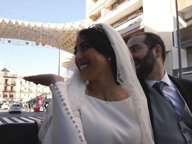 La boda de Rebbeca y Juan en Sevilla, Sevilla 2