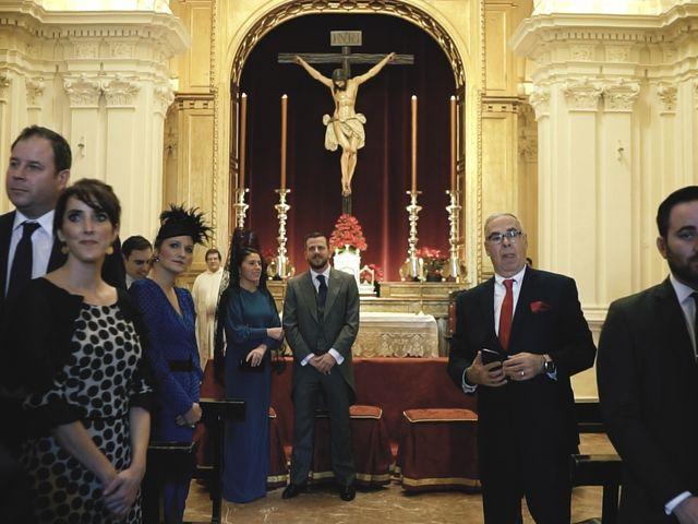 La boda de Rebbeca y Juan en Sevilla, Sevilla 17