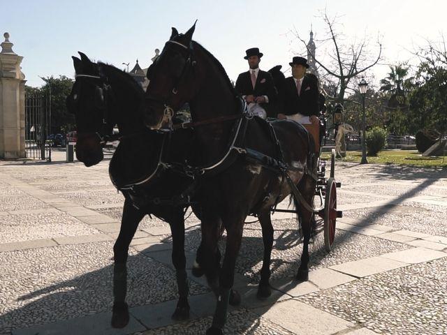La boda de Rebbeca y Juan en Sevilla, Sevilla 19