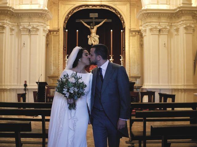 La boda de Rebbeca y Juan en Sevilla, Sevilla 28
