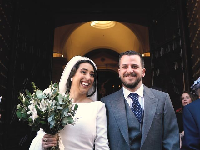 La boda de Rebbeca y Juan en Sevilla, Sevilla 29