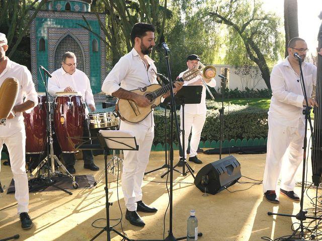 La boda de Rebbeca y Juan en Sevilla, Sevilla 34
