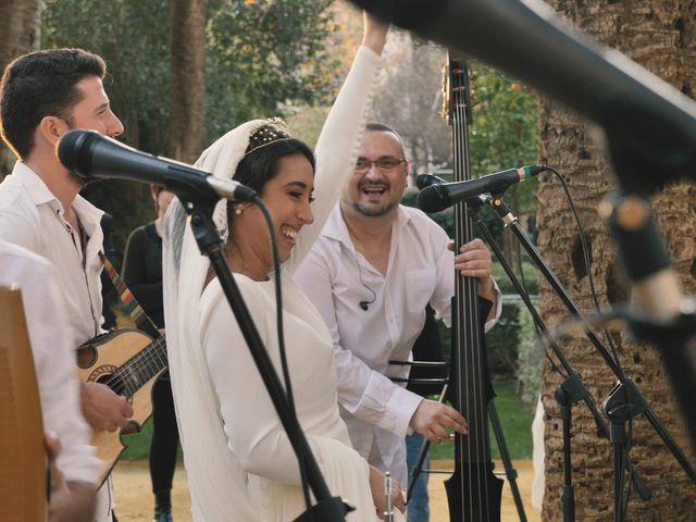 La boda de Rebbeca y Juan en Sevilla, Sevilla 38