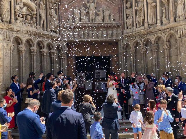 La boda de Luis y Isabel en Logroño, La Rioja 2
