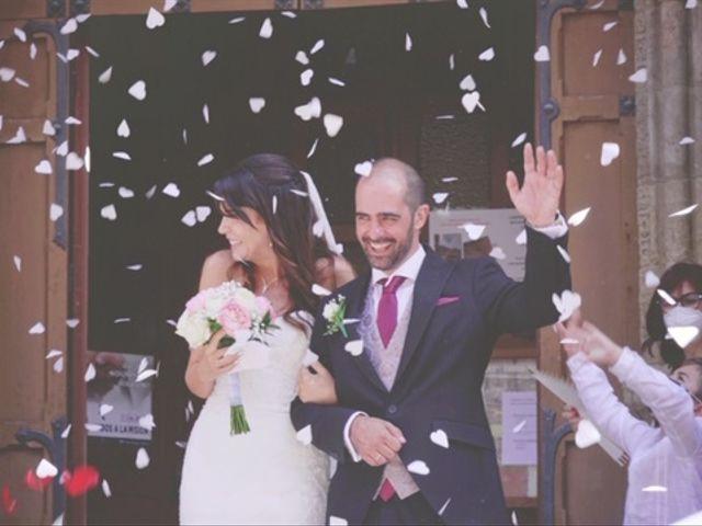 La boda de Luis y Isabel en Logroño, La Rioja 1