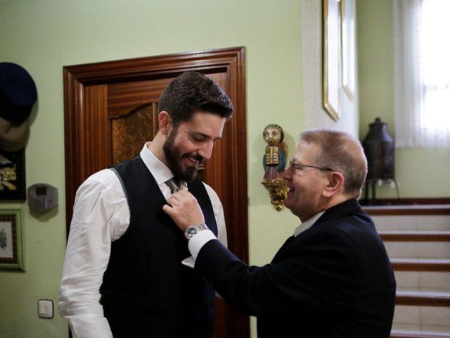 La boda de Antonio y Bárbara en Griñon, Madrid 5