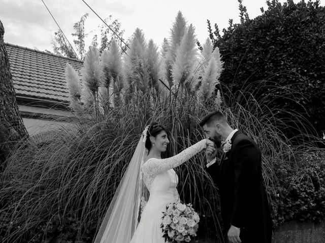 La boda de Antonio y Bárbara en Griñon, Madrid 18