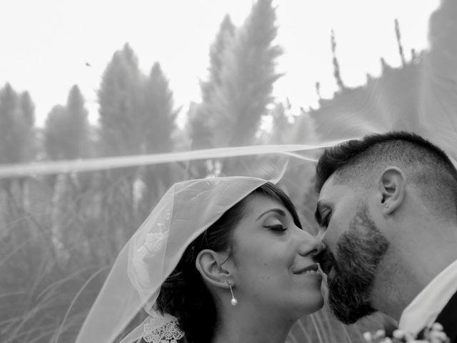 La boda de Antonio y Bárbara en Griñon, Madrid 19