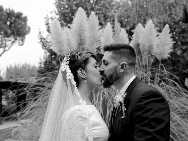 La boda de Antonio y Bárbara en Griñon, Madrid 20