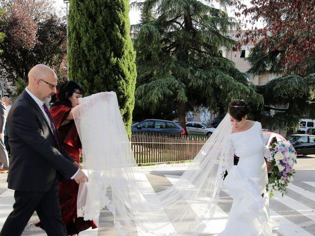 La boda de Antonio y Bárbara en Griñon, Madrid 37