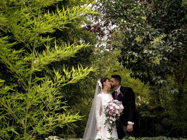 La boda de Antonio y Bárbara en Griñon, Madrid 38