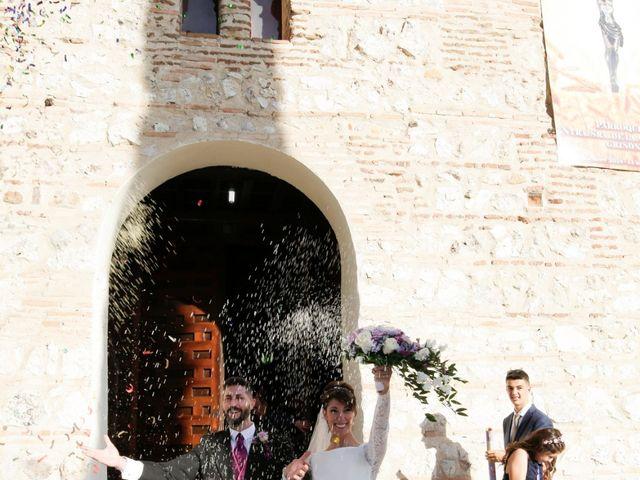La boda de Antonio y Bárbara en Griñon, Madrid 39