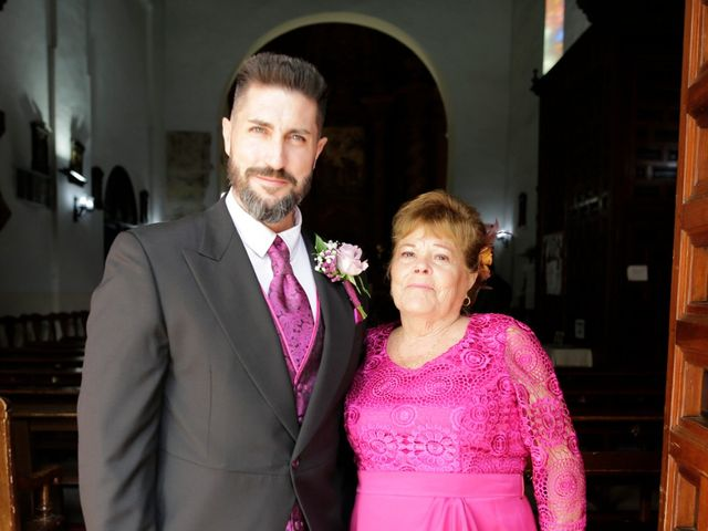 La boda de Antonio y Bárbara en Griñon, Madrid 40