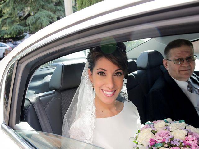 La boda de Antonio y Bárbara en Griñon, Madrid 41