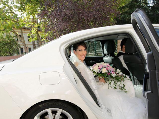 La boda de Antonio y Bárbara en Griñon, Madrid 42