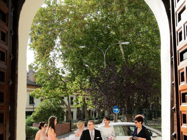 La boda de Antonio y Bárbara en Griñon, Madrid 43