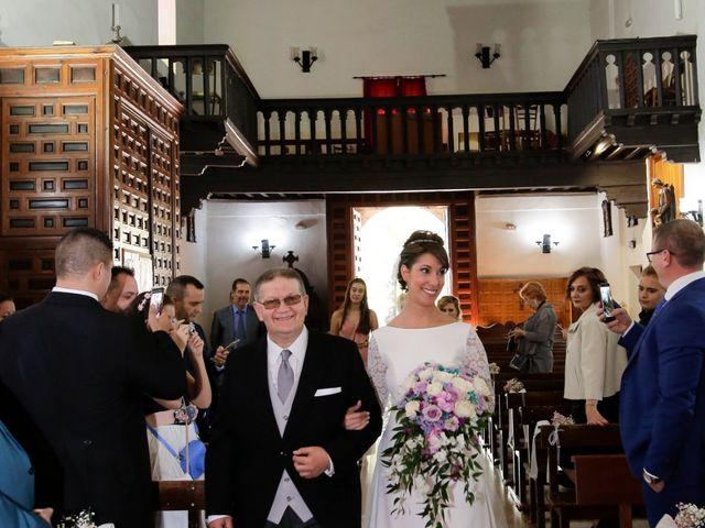 La boda de Antonio y Bárbara en Griñon, Madrid 44